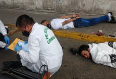 Arequipa: tras persecución capturan a dos sujetos en moto y con arma de fuego   VIDEO