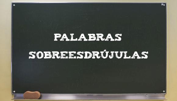 Por lo general las palabras sobreesdrújula llevan tildes, sin embargo, existe una excepción a las reglas de acentuación y es cuando un adverbio es escrito con sufijo –mente. (Foto: Pixabay)