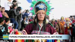 Cusco: Inti Raymi vuelve a escena y será trasmitido en señal abierta