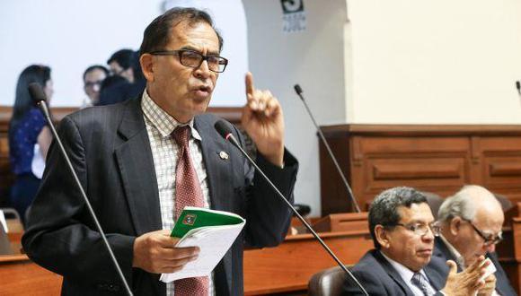 "Quintanilla: ""Indulto a Fujimori sería un grave error político"""