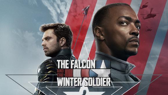 The Falcon and the Winter Soldier será estrenado este 19 de marzo en Disney+.   Crédito: Marvel / Disney.