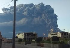 Registran incremento de la actividad del volcán Ubinas, el más activo del país