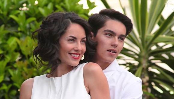 Bárbara es una joven abuela muy orgullosa de Mila, su nieta que es fruto de la relación de su hijo Sergio Mayer Mori con la modelo brasileña Natalia Subtil (Foto: Instagram)
