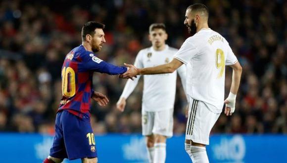 Real Madrid vs. Barcelona: ¿Cómo y dónde ver el clásico español por la Liga Santander?