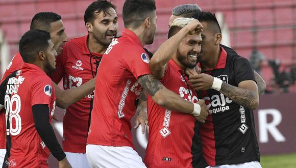 Melgar se enfrentará a Bahia de Brasil en la segunda fase de la Copa Sudamericana | Foto: @Sudamericana