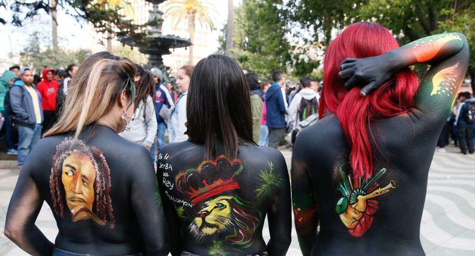 Miles en el mundo marchan por la marihuana [FOTOS] - 2