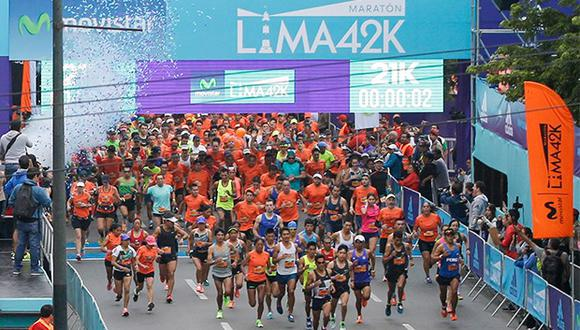 Maratón Lima42k