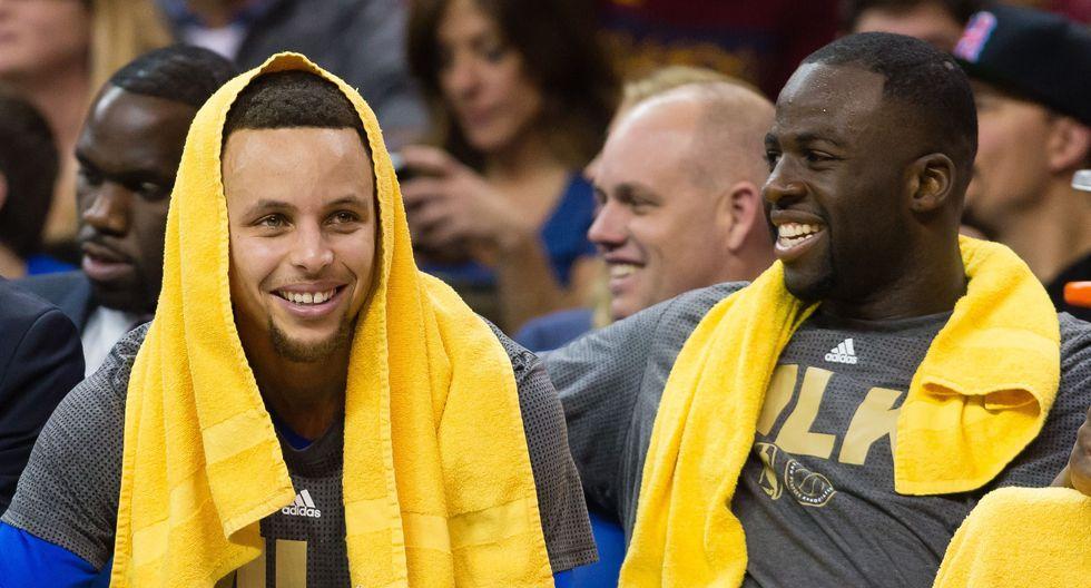 Draymond Green es el balance de los Golden State Warriors, | Foto: AFP