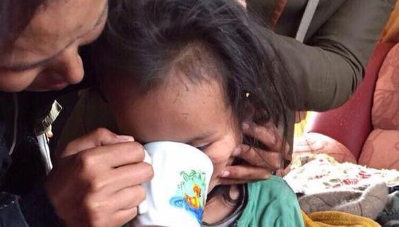 Siberia: Niño de 3 años sobrevive 72 horas solo en un bosque