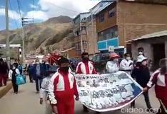 Huancavelica: fallece destacado deportista tras luchar varios días contra el COVID-19 | VIDEO
