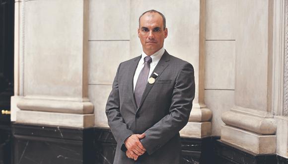 Enrique Sattler, fundador de Robocon Servicios.
