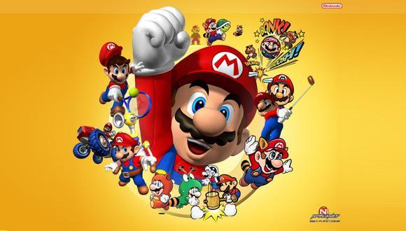 Nintendo ha hecho evolucionar a Mario Bros y ahora lo prepara para llevarlo al cine.(Foto: Difusión)