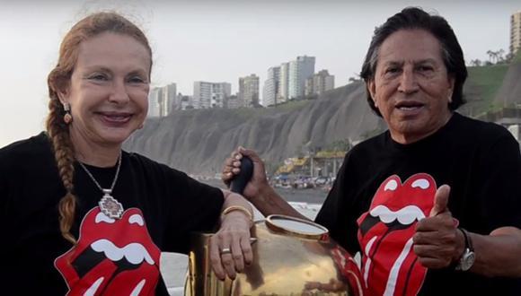 Rolling Stones: Toledo dedicó breve saludo a Mick Jagger