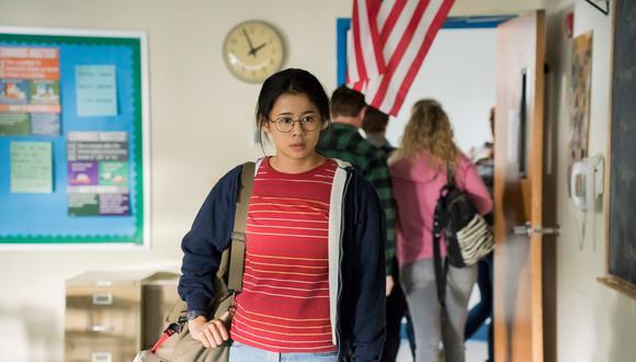 """Leah Lewis es la protagonista de """"The Half of It"""", """"Si supieras"""" en América Latina. (Foto: Netflix)"""