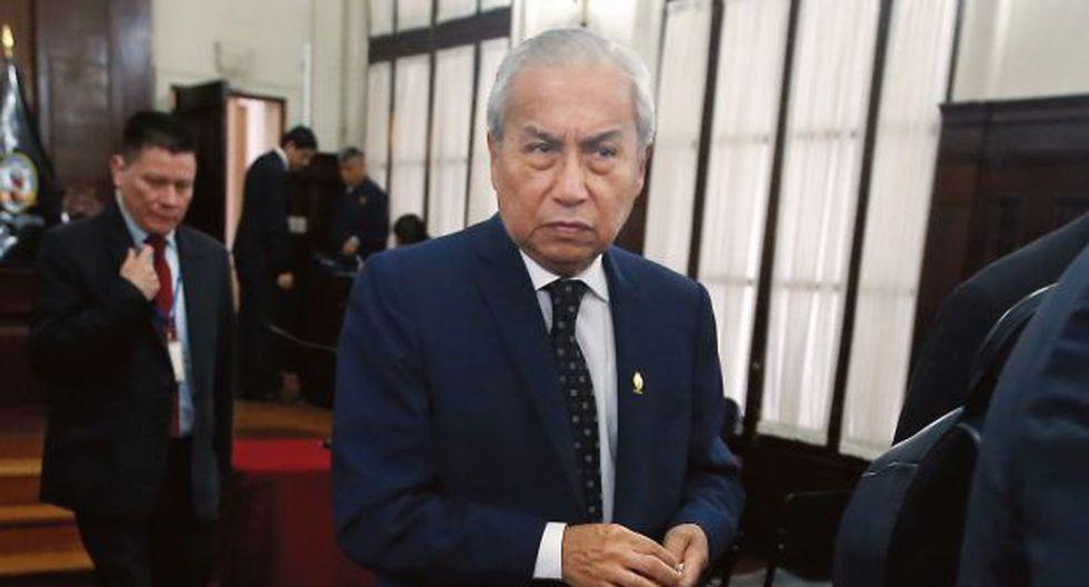 La Junta Nacional de Justicia determinará si Pedro Chávarry continúa en sus funciones como fiscal supremo del Ministerio Público. (Foto: Mario Zapata/ GEC)