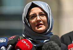 """La novia de Jamal Khashoggi pide castigar al príncipe Mohammed bin Salman """"sin demora"""" por el crimen"""