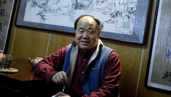 Mo Yan se presentará este martes 30 y miércoles 31 de julio en la Feria Internacional del Libro (FIL) 2019. (Foto: Agencia)