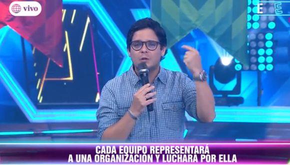 """Gian Piero Díaz: """"Si el mundo cambian, nosotros tenemos que cambiar"""" (Foto: captura)"""