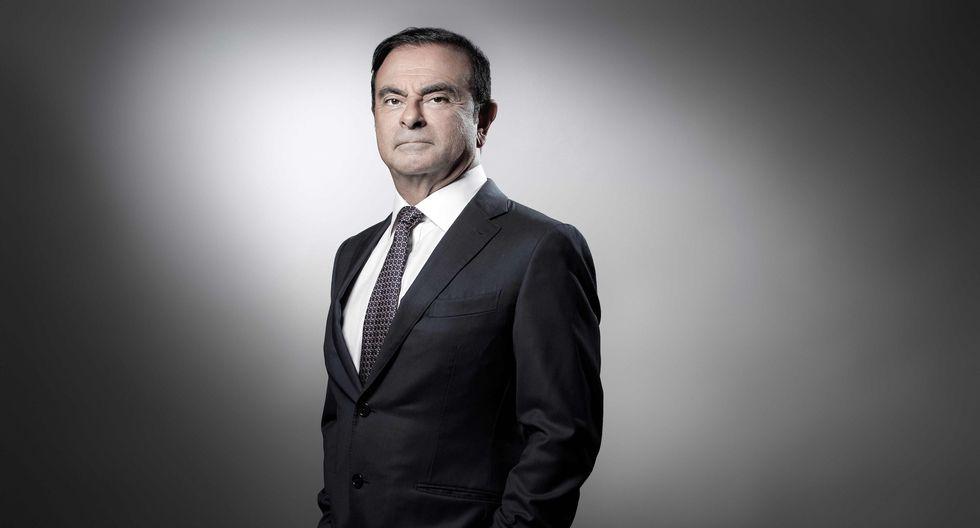 Carlos Ghosn, especialista en salvar a grandes empresas de la bancarrota, es el empresario brasileño-libanés de 65 años que evadió increíblemente a las autoridades niponas y ahora es un fugitivo buscado por la Interpol. (AFP)