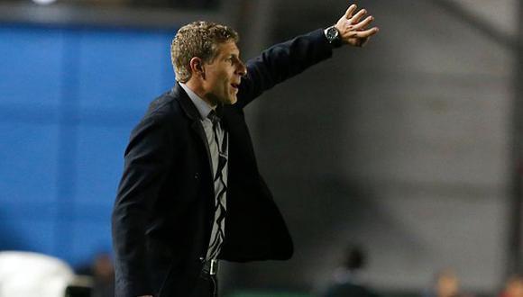 Martín Palermo renunció como entrenador de Arsenal de Sarandí