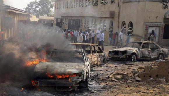Presuntos ataques de Boko Haram tras alto al fuego en Nigeria
