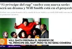 Will Smith anuncia el regreso de 'El príncipe del rap' con un toque de drama