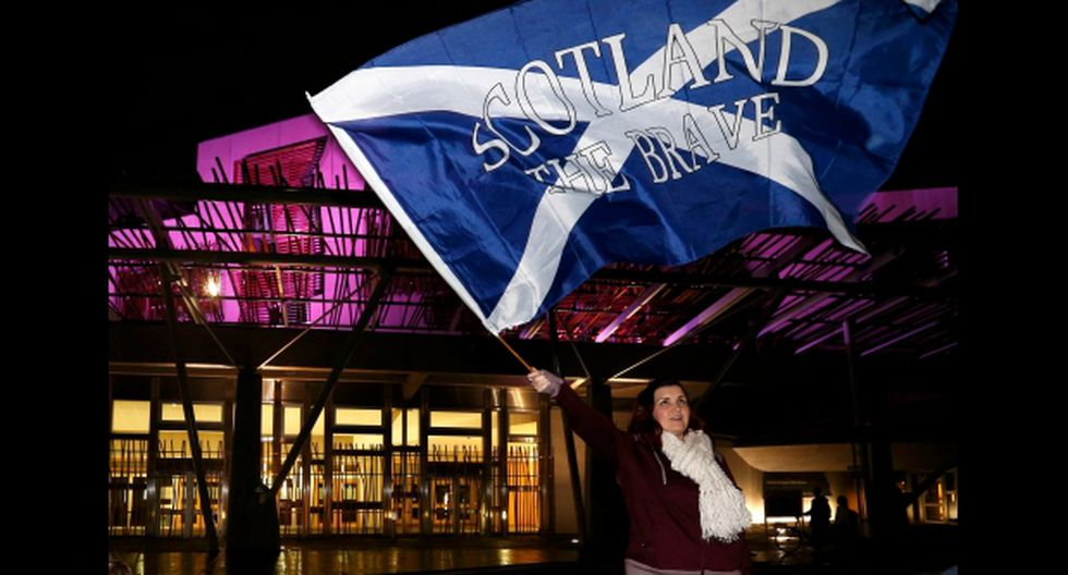 Estas son las reacciones tras el referéndum de Escocia