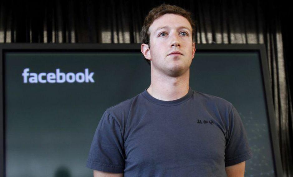 Reino Unido investiga a Facebook por filtración de datos. (Foto: Reuters)