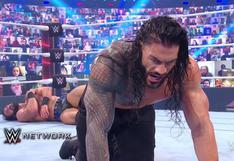 WWE: Roman Reins derrotó a Drew McIntyre en el cierre del Survivor Series 2020