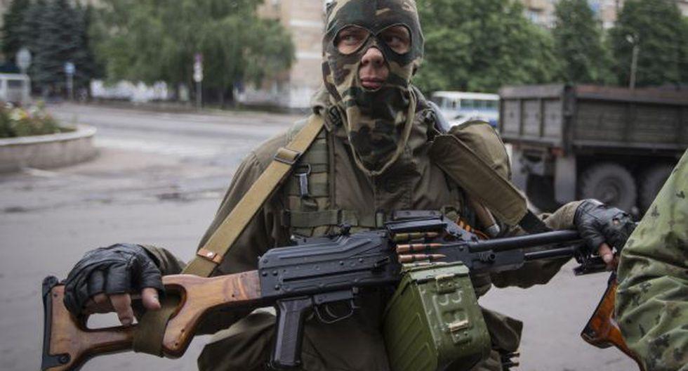 ONU: Los rebeldes prorrusos han impuesto el terror en Ucrania