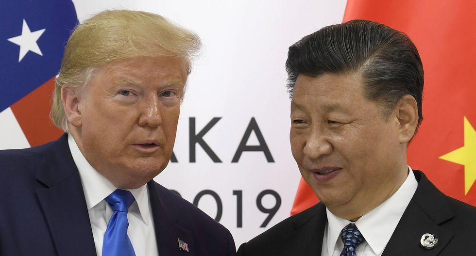 """La firma de la """"fase uno"""" del acuerdo entre Esados Unidos y China podría tener que aplazarse para el año próximo. (Foto: AP)"""