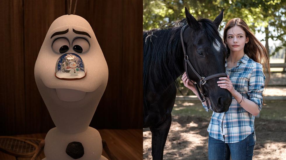 """Hacemos un recuento de los contenidos nuevos que llegan esta semana a la plataforma Disney+. Por ejemplo, """"Érase una vez un Muñeco de Nieve"""" y """"Belleza Negra"""". (Foto: Disney+)"""