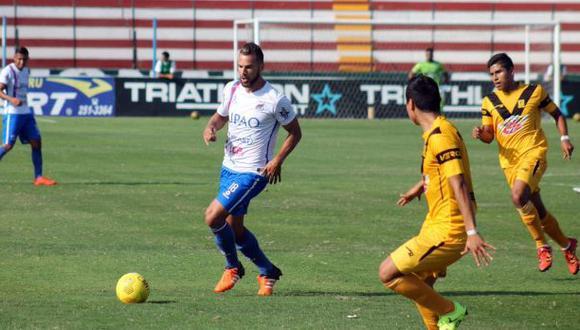 Carlos A. Mannucci igualó 0-0 ante Cantolao en Segunda División