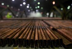 Precios del cobre repuntan, pero metal cerraría la semana con caída de 3%