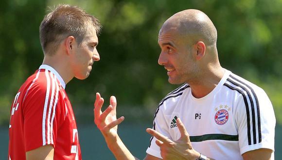 La lucha de poder entre Guardiola y el doctor del Bayern Múnich