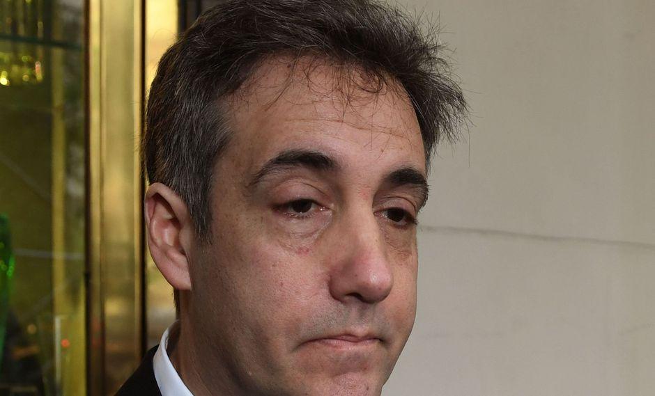 Michael Cohen, ex abogado de Donald Trump, ingresa a la cárcel. (AFP).