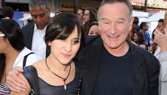 Hija de Robin Williams recordó al actor con emotivo post