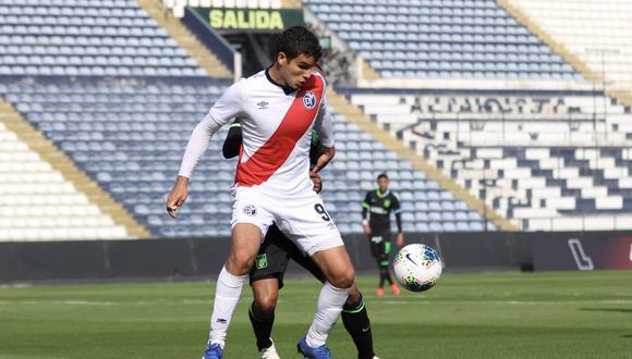 """Municipal y Alianza Lima disputaron el """"amistosos de prueba"""" antes del inicio de la Liga 1 en el estadio de Matute, escenario de los próximos días del torneo local. (Foto: Prensa FPF)"""
