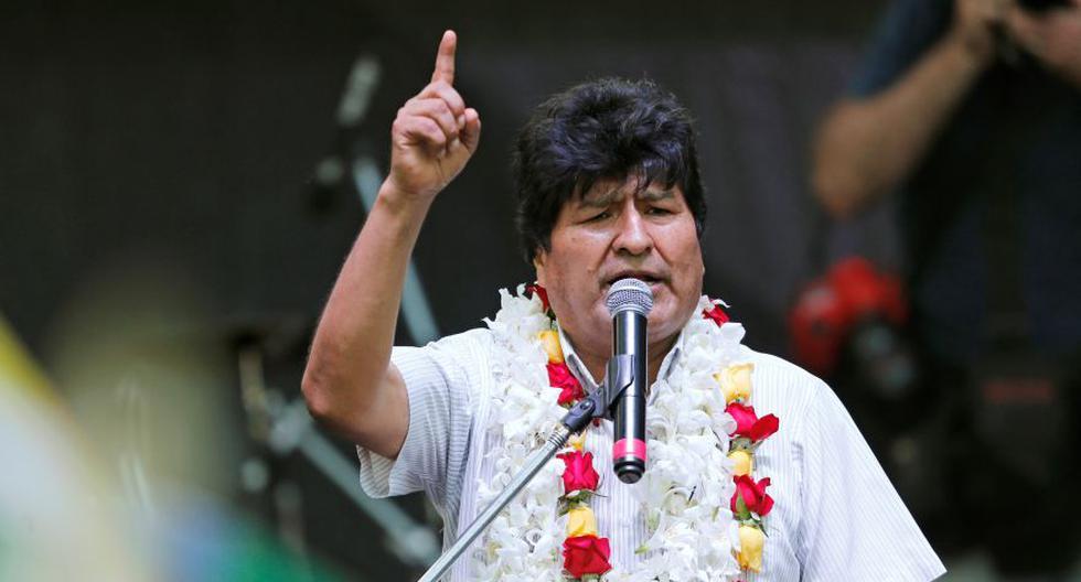Aunque Evo Morales ha rechazado las imputaciones, afronta una orden de aprehensión, por lo que de momento no puede volver a Bolivia. (Foto: Archivo/Reuters).