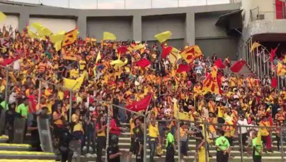 Morelia vs. Tijuana: así le cantó la hinchada a Raúl Ruidíaz