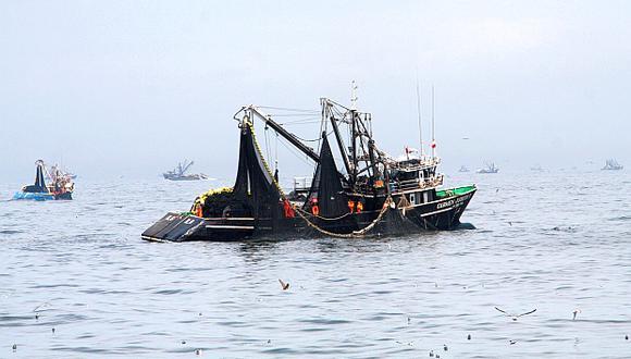 La producción de anchoveta alcanzó las 3,2 millones de toneladas al cierre del 2017. La cifra está por debajo del punto (Foto: Reuters)