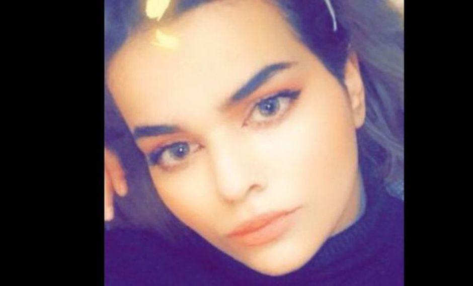 Rahaf Mohammed al-Qunun tiene 18 años.