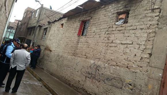 El Agustino: fiscalía investiga atentado con explosivo