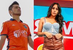 Melissa Paredes y Rodrigo 'Gato' Cuba son captados juntos en su vivienda tras 'ampay' de conductora con bailarín