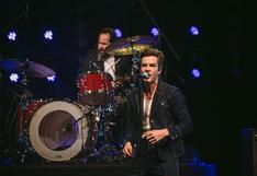 The Killers y su irónico mensaje para protestar por la votación de los Grammy