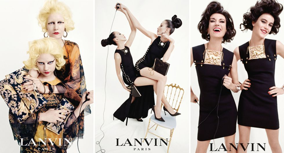 Esta campaña rinde tributo al ejemplo de moda que es mamá