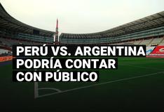 FPF gestionará la presencia de cinco mil hinchas para el Perú vs. Argentina por Eliminatorias