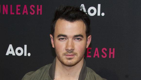 Kevin Jonas tiene 32 años de edad (AP).