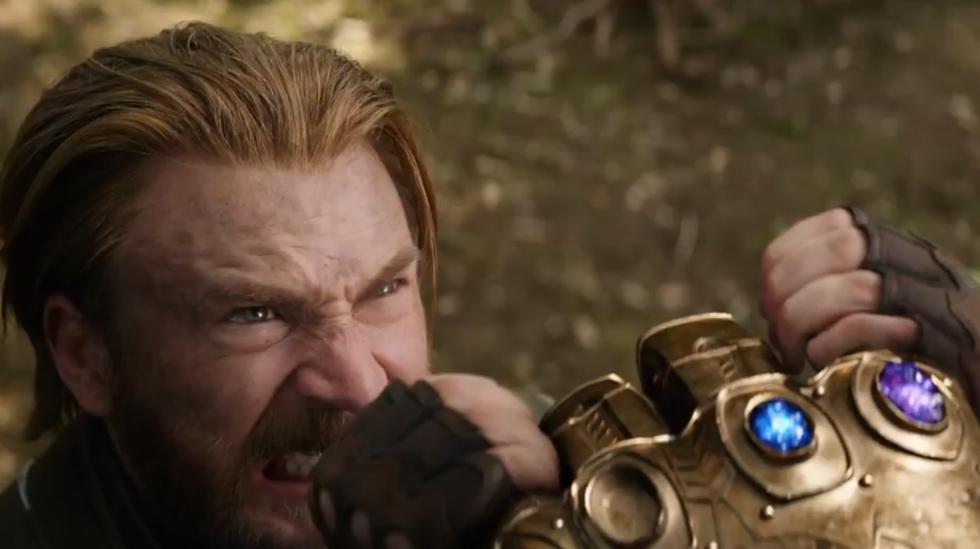 """Facebook. Nueva imagen de la película """"Avengers: Infinity War"""". (Foto: Marvel)"""