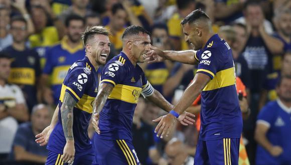 Desenlace de la Superliga argentina: Boca terminó con 6 años de supremacía de River   Foto: AP